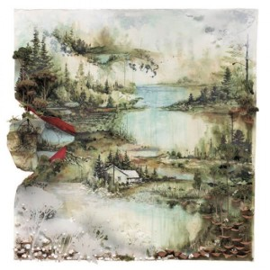 Bon Iver Self Titled album from 2011