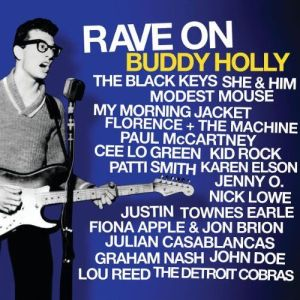 Rave On Buddy Holly Tribute