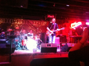 Jason Isbell and the 400 Unit performing live at Knucklehead's Saloon in Kansas City, MO on 9-16-11.
