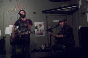 Gas Pump Talent at the Cafe Acoustic in St. Joseph, MO on 11/26/11