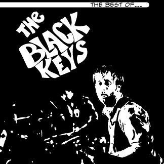 Best Of... The Black Keys front insert