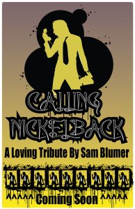 Calling Nickelback poster