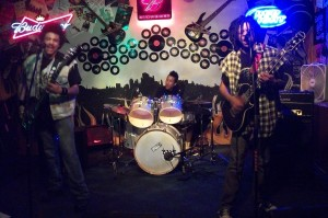 Radkey performs live at The Rendezvous in St. Joseph, MO earlier this year on 4/24/12.