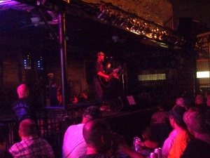 Todd Snider performs live at Knucklehead's Saloon in Kansas City, MO on 10/23/12.