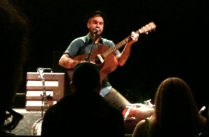 William Elliott Whitmore performs live at The Granada Theater in Lawrence, Kansas on October 5th, 2012.