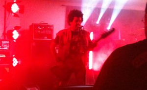 Radkey rocking out live at the 2012 Thanksgiving Eve show at the American Legion show in St. Joseph.
