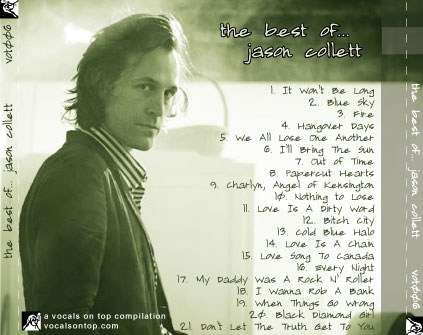The Best of... Jason Collett
