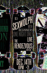 Sexwolph One Night Only!
