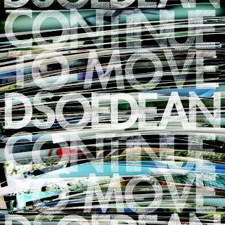 The anticipated album cover of Continue To Move by Dsoedean.