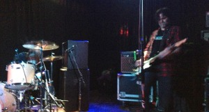 Chicago rockers Local H perform at The Record Bar in Kansas City on 2/13/13.