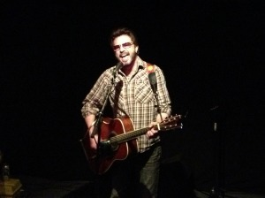 Ed Anderson and Johnny Hickman perform live at The Rye Room in Lincoln, Nebraska on 3/11/13.