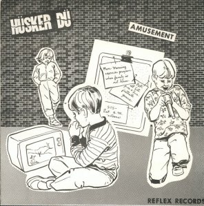 Husker Du Record Store Day release, Amusement