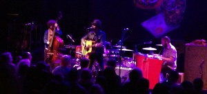 Langhorne Slim performs with The Law at The Granada in Lawrence, Kansas on 4/23/13.