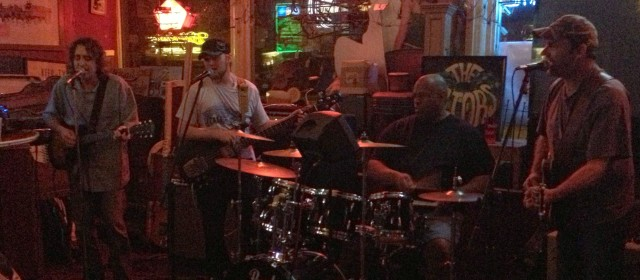 The Motors playing live at Magoon's in St. Joseph, Missouri on 6/12/13.