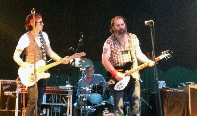 Steve Earle took on both songs from his entire catalog and his complete new album The Low Highway at The Crossroads in Kansas City, Missouri on 7/9/13.