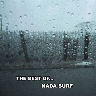 The front cover of the Vocals On Top compilation, The Best of... Nada Surf