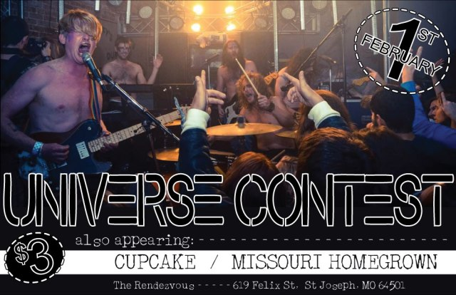 Universe Contest St. Joseph Poster
