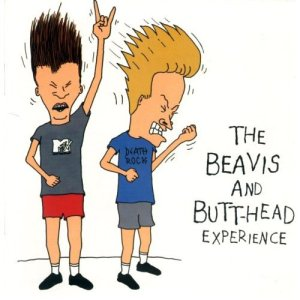 "The Beavis and Butt-head Experience soundtrack contains the only Nirvana song to make both lists here with ""I Hate Myself And I Want To Die."""