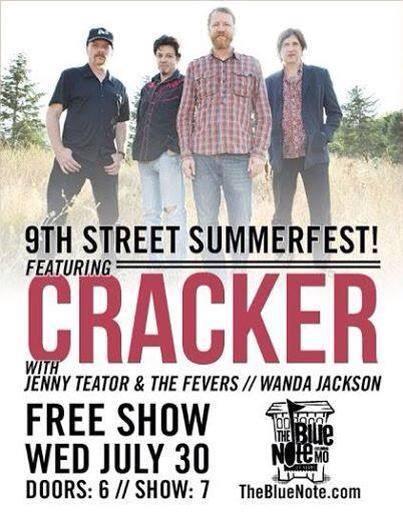 Cracker Columbia Poster
