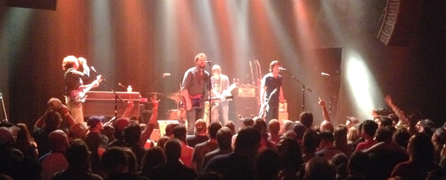 Drive-By Truckers and Lucero live at The Slowdown in Omaha, Nebraska on 9/16/14.