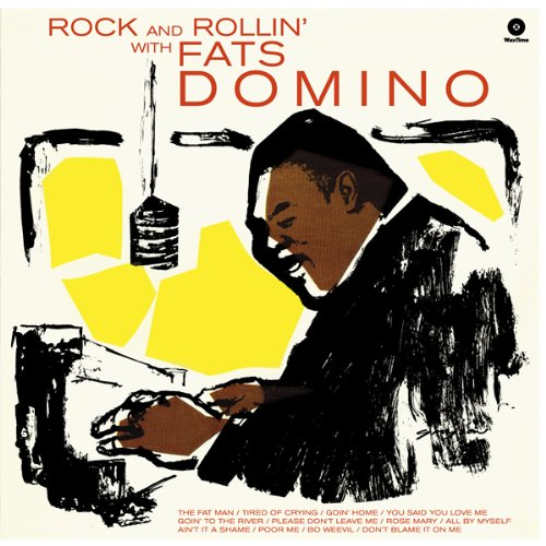 The Vinyl Court Rock And Rollin With Fats Domino