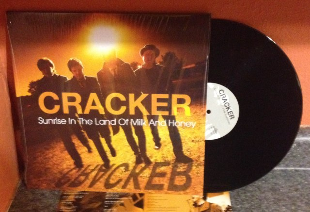 Cracker - Sunrise In The Land of Milk and Honey vinyl record