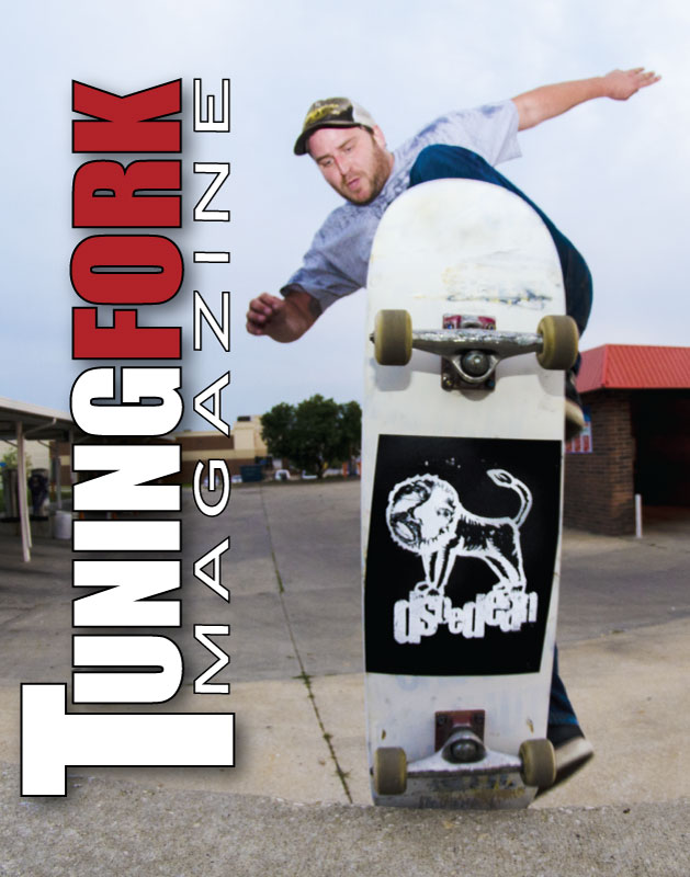 Tuning Fork cover story update - Zale Bledsoe