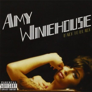 Amy Winehouse - Back To Black US Vinyl cover