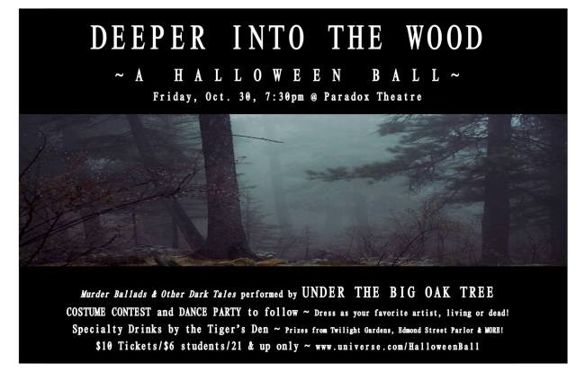 Deeper Into The Wood poster