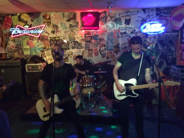 The Architects perform live at The Rendezvous in St. Joseph, MIssouri on 3/11/16.
