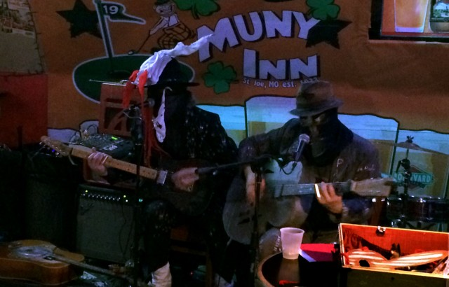 Kansas City's Freight Train Rabbit Killer performs live at The Muny Inn on 3/25/16.