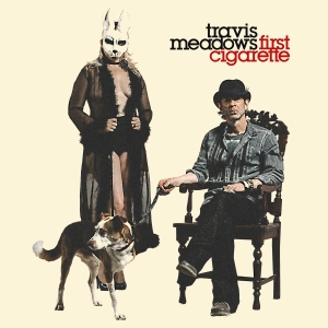 "The album cover of Travis Meadows' new album ""First Cigarette"" released in October 2018"