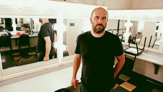 David Bazan of Pedro The Lion