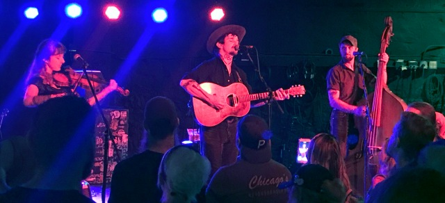 The Lost Dog Street Band performs live at The Bottleneck in Lawrence, KS on 8/14/19.
