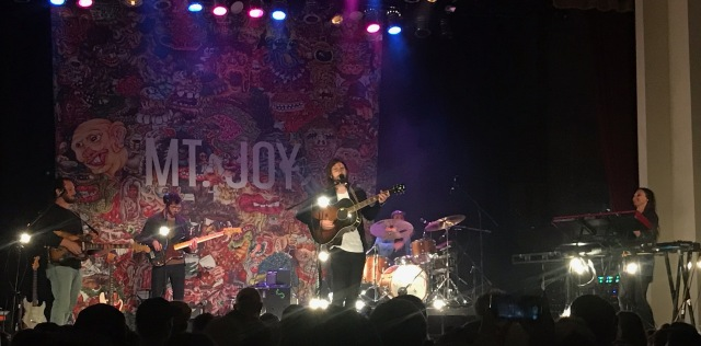 Mt. Joy performs live at The Madrid in Kansas City, MO on 10/14/19.